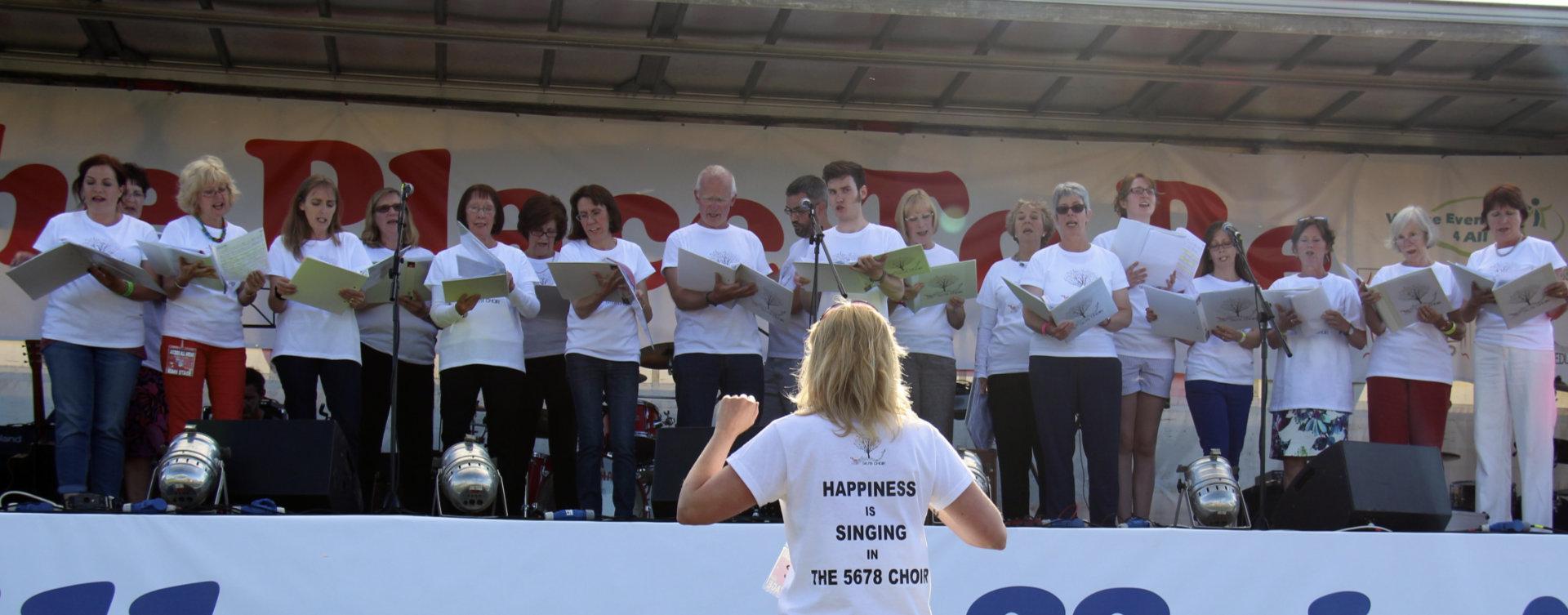 5678 choir